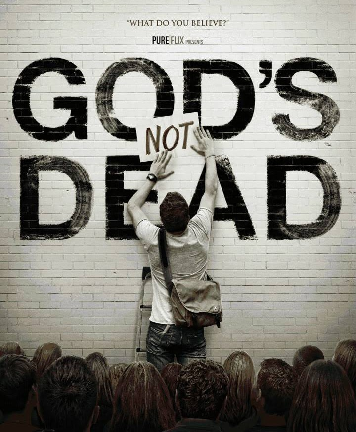 Gods Not Dead review