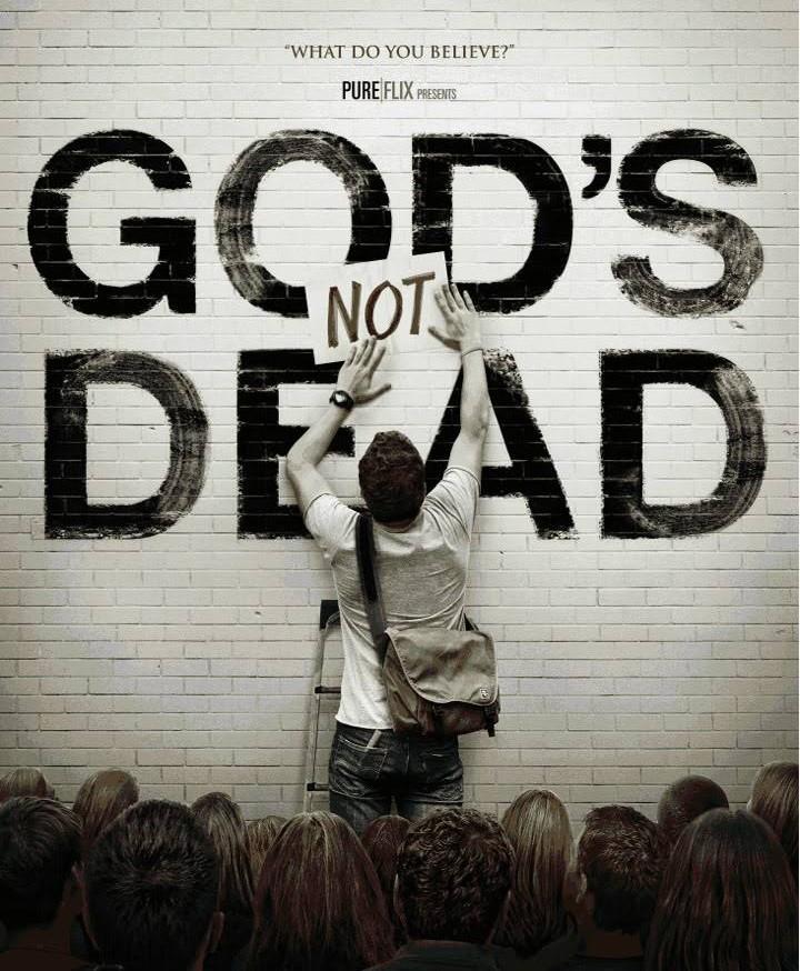 Gods Not Dead review