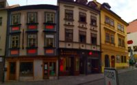 three cute houses brno