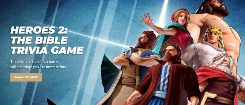 trivia bible game